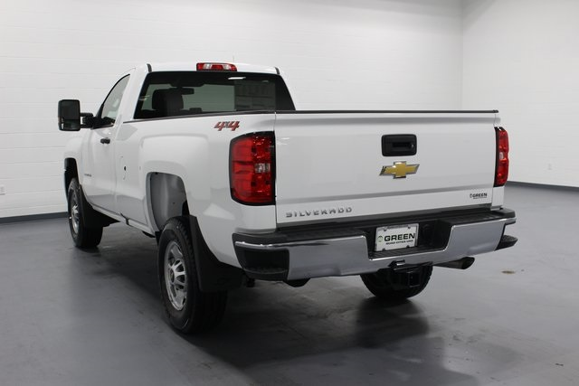 2018 Silverado 2500 Regular Cab 4x4, Pickup #E20907 - photo 6