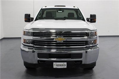 2018 Silverado 2500 Regular Cab 4x4, Pickup #E20907 - photo 3