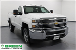 2018 Silverado 2500 Regular Cab 4x4, Pickup #E20907 - photo 1