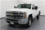 2018 Silverado 2500 Regular Cab 4x4, Pickup #E20907 - photo 4
