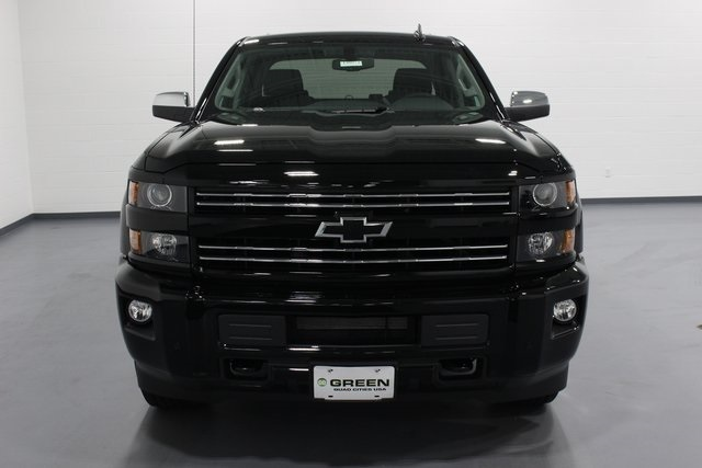 2018 Silverado 2500 Crew Cab 4x4, Pickup #E20913 - photo 3