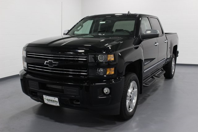 2018 Silverado 2500 Crew Cab 4x4, Pickup #E20913 - photo 4