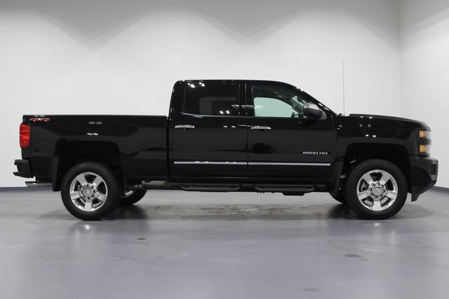 2018 Silverado 2500 Crew Cab 4x4, Pickup #E20913 - photo 8