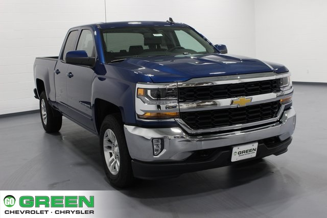 2018 Silverado 1500 Double Cab 4x4,  Pickup #E20921 - photo 1