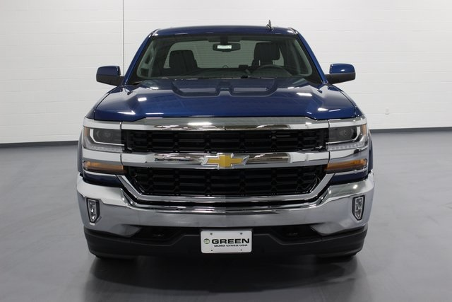 2018 Silverado 1500 Double Cab 4x4,  Pickup #E20921 - photo 3