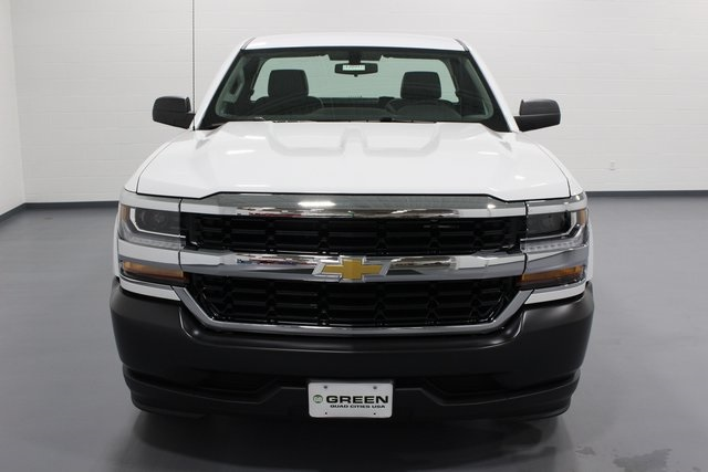 2018 Silverado 1500 Regular Cab 4x2,  Pickup #E20941 - photo 3