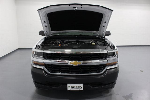 2018 Silverado 1500 Regular Cab 4x2,  Pickup #E20941 - photo 35