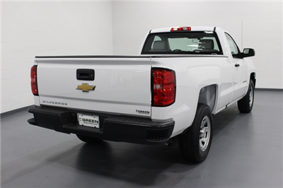 2018 Silverado 1500 Regular Cab 4x2,  Pickup #E20941 - photo 2