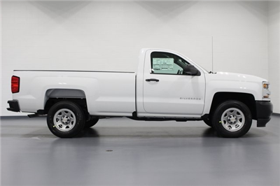 2018 Silverado 1500 Regular Cab 4x2,  Pickup #E20941 - photo 8
