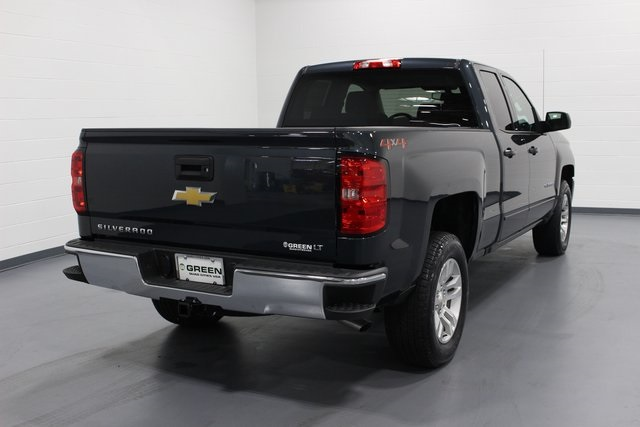2018 Silverado 1500 Double Cab 4x4,  Pickup #E20969 - photo 2