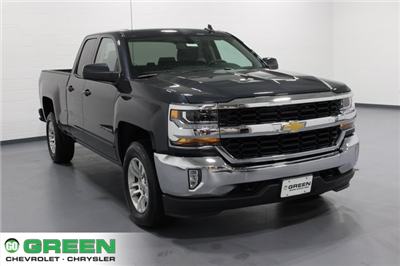 2018 Silverado 1500 Double Cab 4x4,  Pickup #E20969 - photo 1