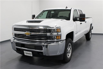 2018 Silverado 3500 Crew Cab 4x4,  Pickup #E20992 - photo 4
