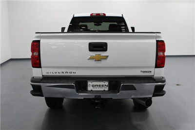 2018 Silverado 3500 Crew Cab 4x4,  Pickup #E20992 - photo 7