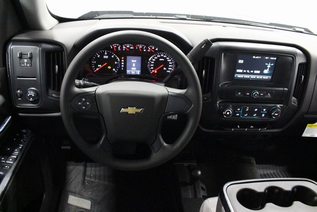 2018 Silverado 1500 Double Cab 4x4,  Pickup #E21009 - photo 20