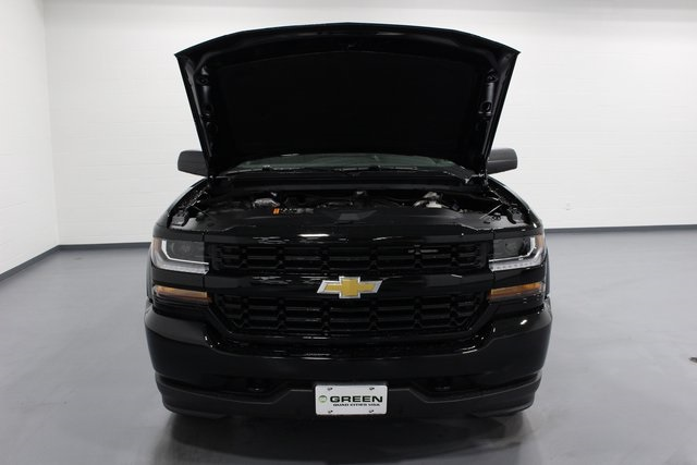 2018 Silverado 1500 Double Cab 4x4,  Pickup #E21009 - photo 42