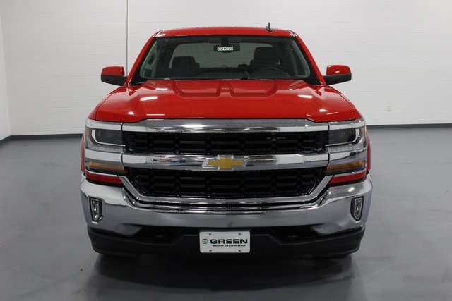 2018 Silverado 1500 Crew Cab 4x4,  Pickup #E21039 - photo 3
