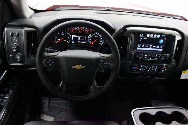 2018 Silverado 1500 Crew Cab 4x4,  Pickup #E21039 - photo 21