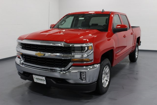 2018 Silverado 1500 Crew Cab 4x4,  Pickup #E21039 - photo 4