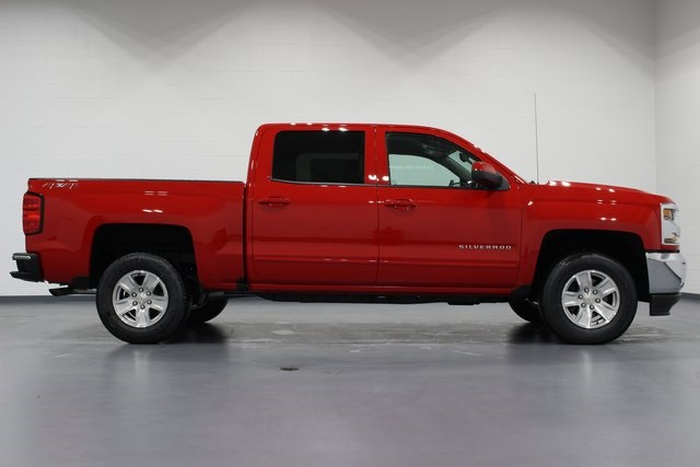 2018 Silverado 1500 Crew Cab 4x4,  Pickup #E21039 - photo 8