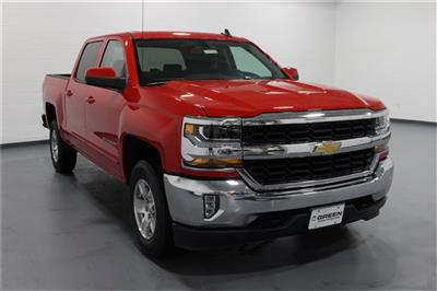 2018 Silverado 1500 Crew Cab 4x4,  Pickup #E21039 - photo 1