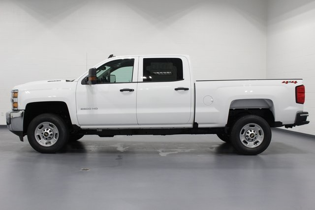 2018 Silverado 2500 Crew Cab 4x4,  Pickup #E21058 - photo 5