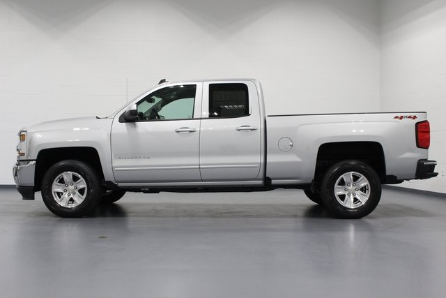 2018 Silverado 1500 Double Cab 4x4,  Pickup #E21067 - photo 5
