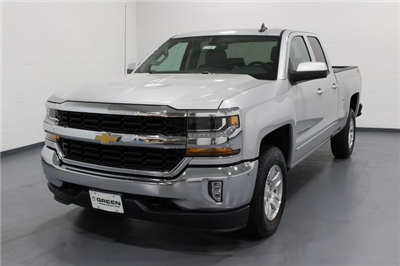 2018 Silverado 1500 Double Cab 4x4,  Pickup #E21067 - photo 4