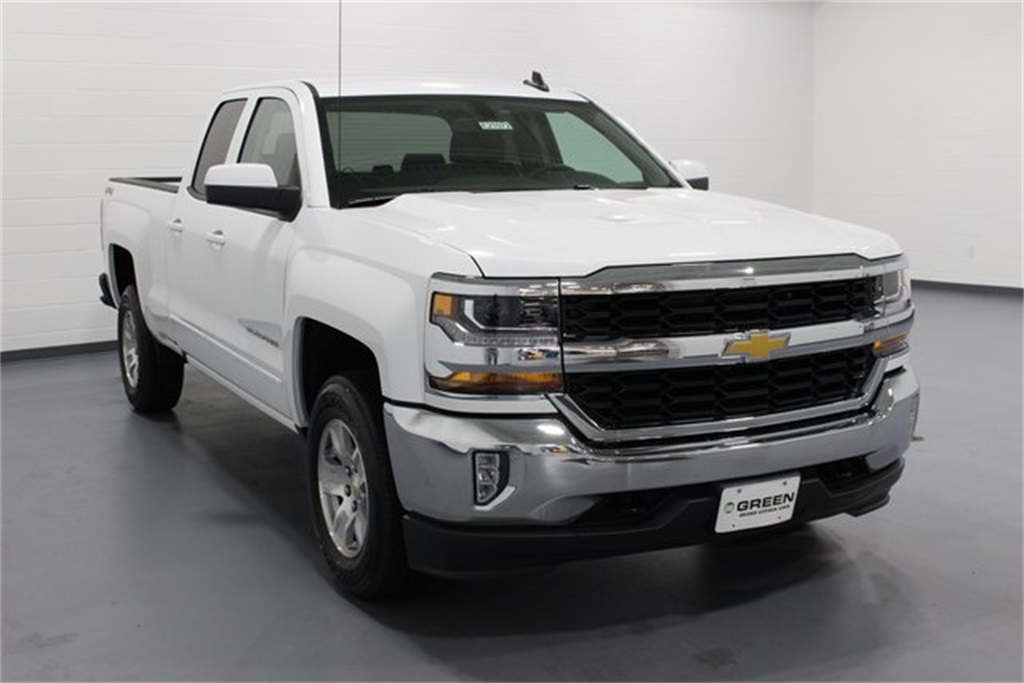 2018 Silverado 1500 Double Cab 4x4,  Pickup #E21072 - photo 1