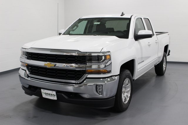 2018 Silverado 1500 Double Cab 4x4,  Pickup #E21072 - photo 4