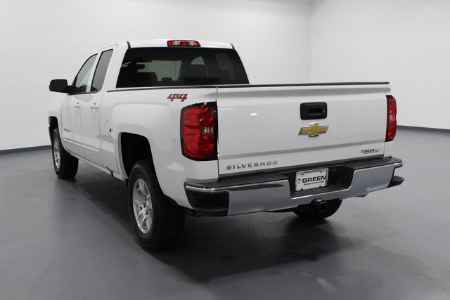 2018 Silverado 1500 Double Cab 4x4,  Pickup #E21072 - photo 6