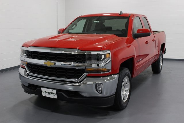2018 Silverado 1500 Double Cab 4x4,  Pickup #E21090 - photo 4
