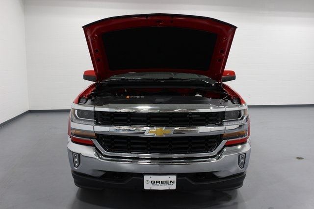 2018 Silverado 1500 Double Cab 4x4,  Pickup #E21090 - photo 45