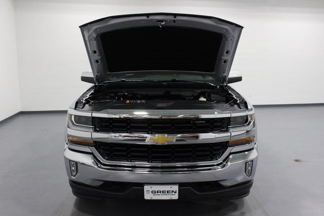 2018 Silverado 1500 Double Cab 4x4,  Pickup #E21111 - photo 45