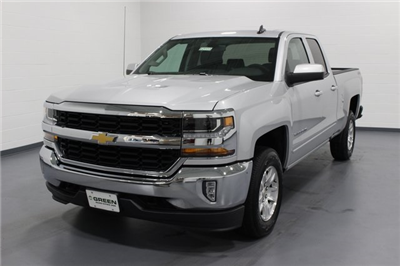 2018 Silverado 1500 Double Cab 4x4,  Pickup #E21111 - photo 4