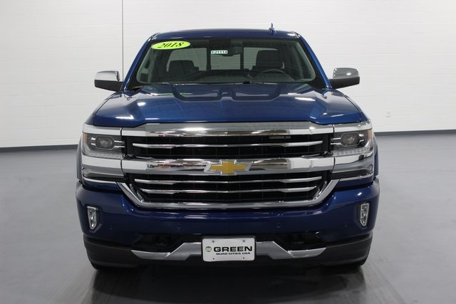 2018 Silverado 1500 Crew Cab 4x4,  Pickup #E21114 - photo 3
