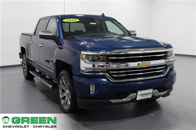2018 Silverado 1500 Crew Cab 4x4,  Pickup #E21114 - photo 1