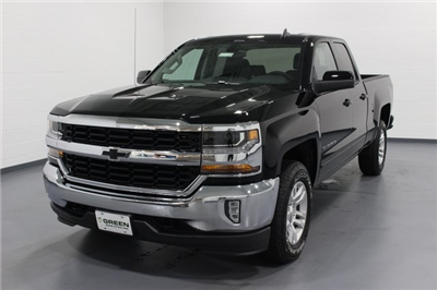 2018 Silverado 1500 Double Cab 4x4,  Pickup #E21120 - photo 4