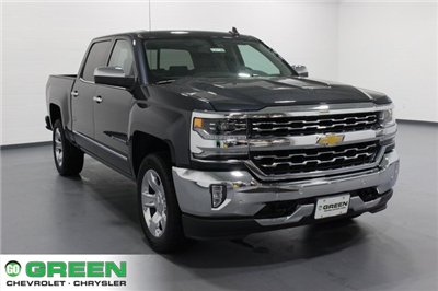 2018 Silverado 1500 Crew Cab 4x4,  Pickup #E21128 - photo 1