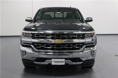 2018 Silverado 1500 Crew Cab 4x4,  Pickup #E21128 - photo 3