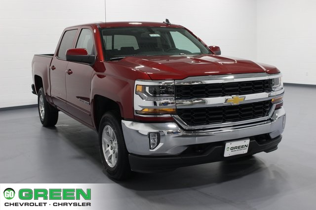 2018 Silverado 1500 Crew Cab 4x4,  Pickup #E21167 - photo 1