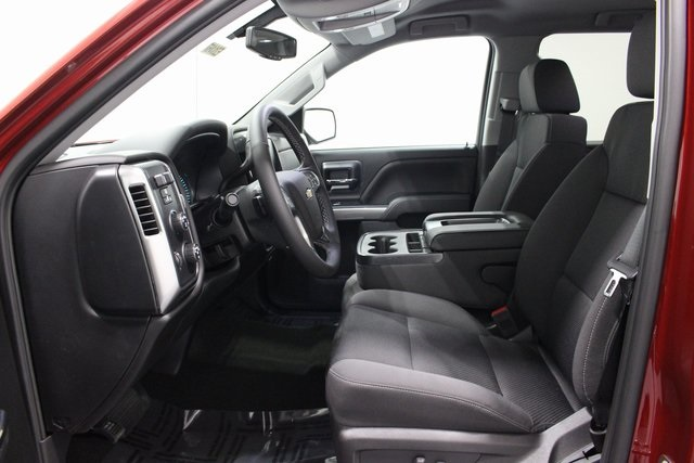 2018 Silverado 1500 Crew Cab 4x4,  Pickup #E21167 - photo 11