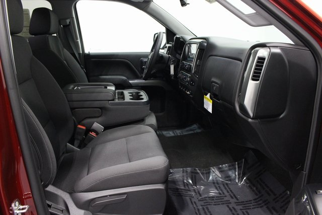 2018 Silverado 1500 Crew Cab 4x4,  Pickup #E21167 - photo 19