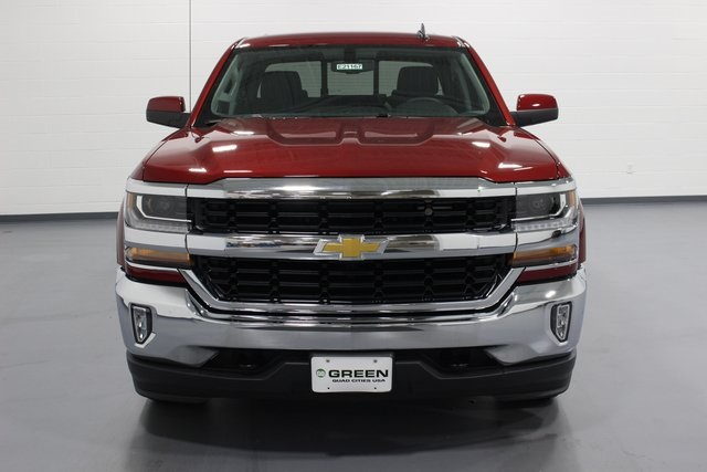 2018 Silverado 1500 Crew Cab 4x4,  Pickup #E21167 - photo 3