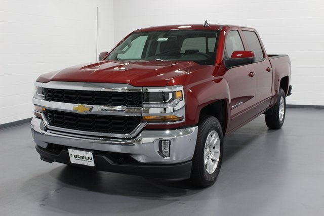 2018 Silverado 1500 Crew Cab 4x4,  Pickup #E21167 - photo 4