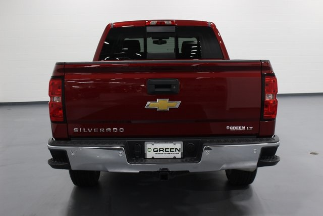 2018 Silverado 1500 Crew Cab 4x4,  Pickup #E21167 - photo 7
