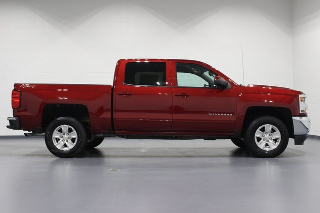 2018 Silverado 1500 Crew Cab 4x4,  Pickup #E21167 - photo 8