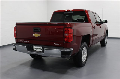 2018 Silverado 1500 Crew Cab 4x4,  Pickup #E21167 - photo 2
