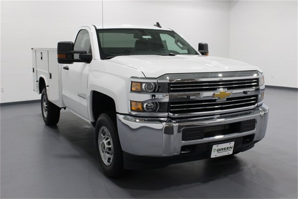 2018 Silverado 2500 Regular Cab 4x2,  Knapheide Standard Service Body #E21169 - photo 1