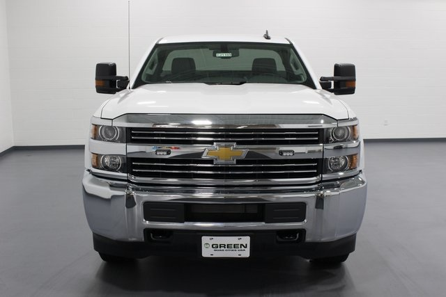 2018 Silverado 2500 Regular Cab 4x2,  Knapheide Service Body #E21169 - photo 3