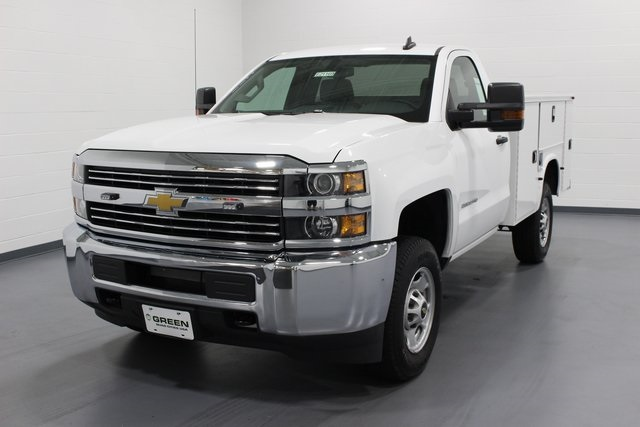 2018 Silverado 2500 Regular Cab 4x2,  Knapheide Service Body #E21169 - photo 4